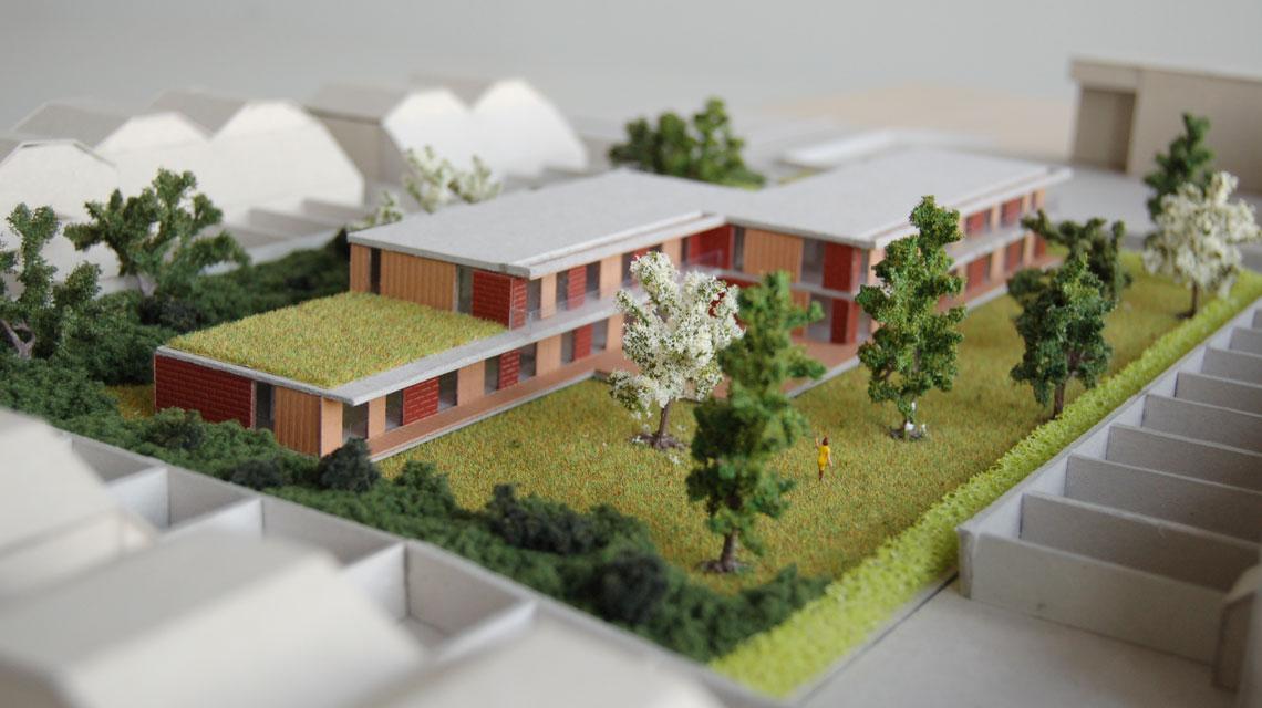 woongroepMozart-Huizen-Nunc-Architecten-maquette-1
