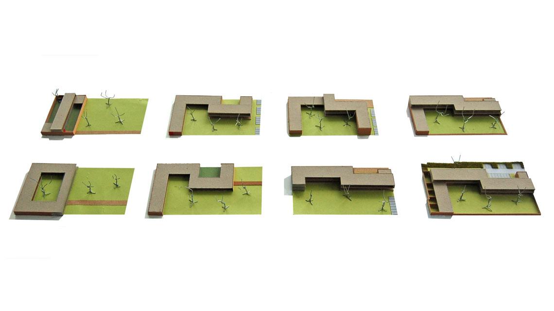 woongroepMozart-Huizen-Nunc-Architecten-maquette-2