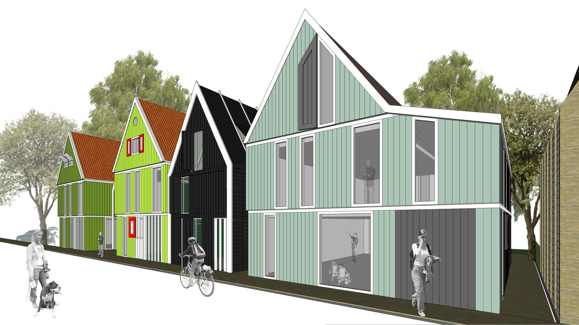 De-Zaanse-Eilanden-Model-0-nunc-architecten-straatbeeld