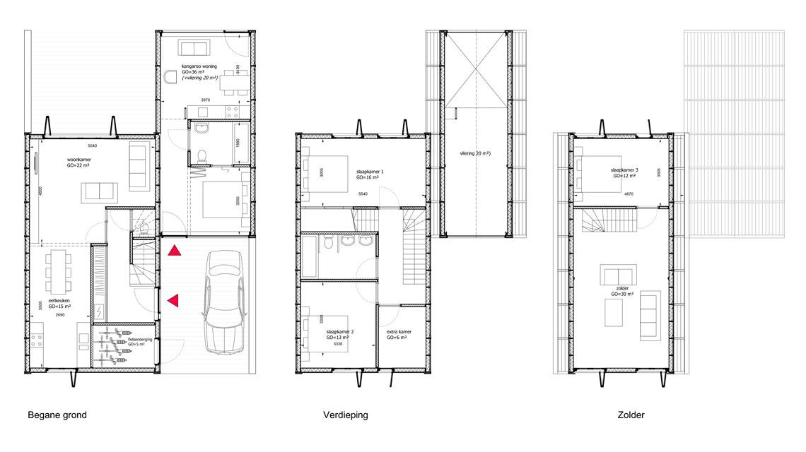 De-Zaanse-Eilanden-Model-2-nunc-architecten-plattegronden