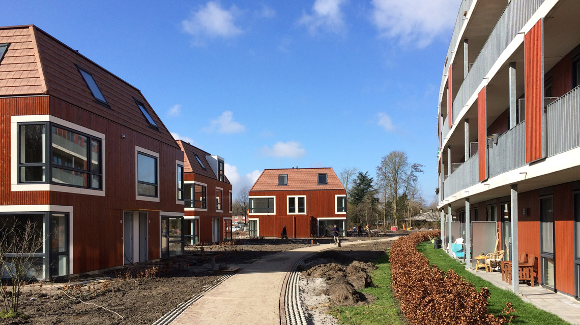 Thuiswerf in 't Gras