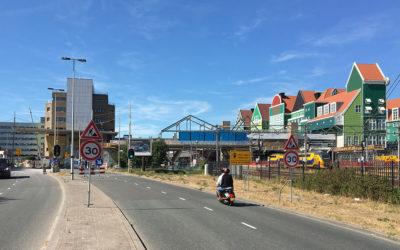 Bouw spooroverbouwing Zaandam (2)