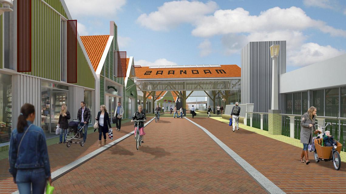 ZSO-spooroverbouwing-Zaandam-1-vanaf-stadhuisplein-small-Nunc-Architecten