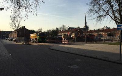 Nieuwbouw Roggeplein