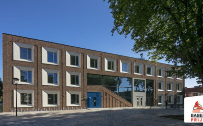 Babel Architectuurprijs voor IKC het Zaanplein!